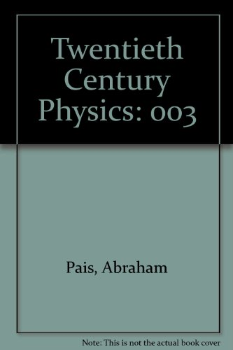 9781563960499: Twentieth Century Physics