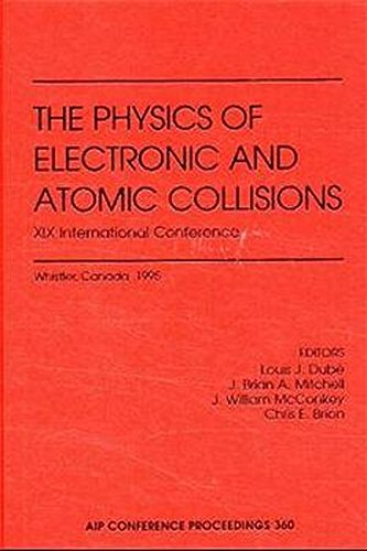 9781563964404: The Physics of Electronic and Atomic Collisions: Proceedings of the XIX International Conference, Whistler, Canada, July 1995 (AIP Conference Proceedings)