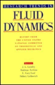 Research Trends in Fluid Dynamics: Report from