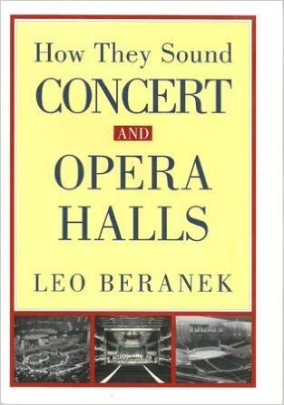 9781563965302: Concert and Opera Halls: How They Sound