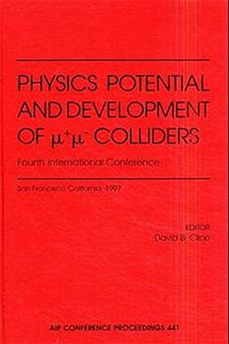 9781563967238: Physics Potential and Development of Mu-Mu Colliders: Fourth International Conference