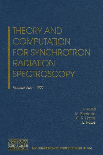Theory and Computation for Synchrotron Radiation Spectroscopy: Benfatto, M.