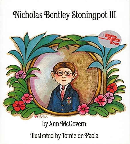Nicholas Bentley Stoningpot III: Ann McGovern