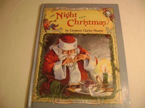 9781563971167: The Night Before Christmas: A Hidden Picture Book