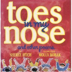 9781563971273: Toes in My Nose: And Other Poems