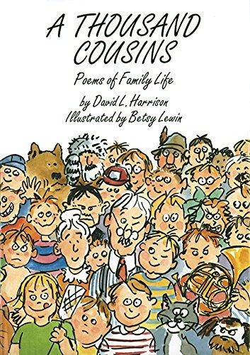 A Thousand Cousins (9781563971310) by David L. Harrison