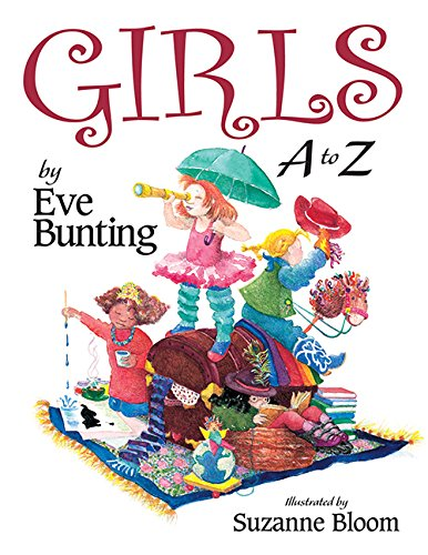Girls A to Z: Bunting, Eve