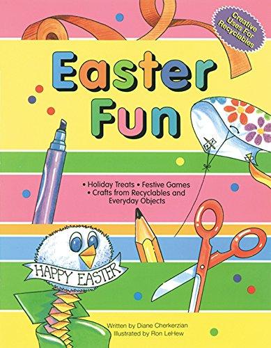 Easter Fun: Diane Cherkerzian