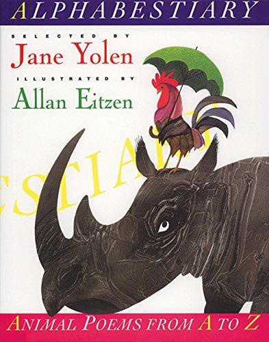 Alphabestiary: Yolen, Jane