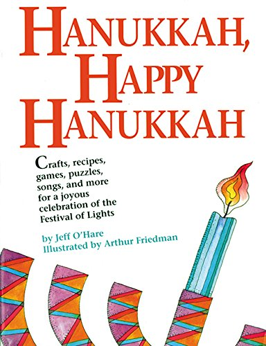 9781563973697: Hanukkah, Happy Hanukkah