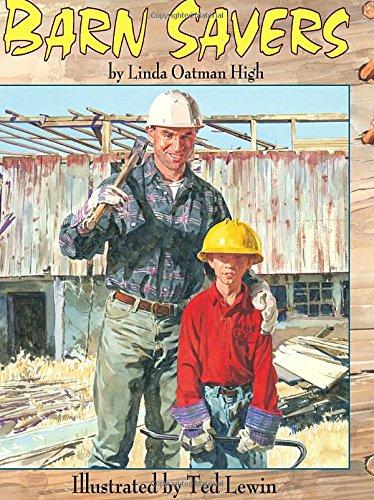 Barn Savers: High, Linda Oatman