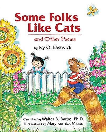 Some Folks Like Cats: Ivy O. Eastwick
