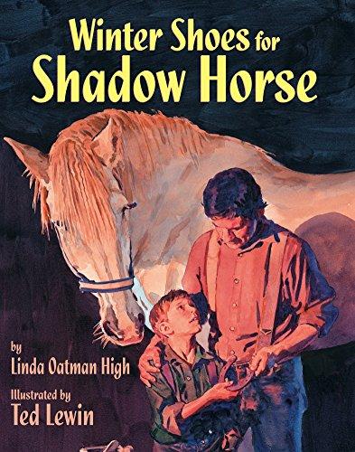 Winter Shoes for Shadow Horse: High, Linda Oatman