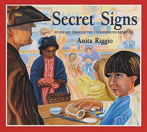 9781563975554: Secret Signs: Along the Underground Railroad