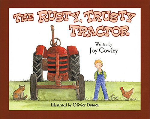 Rusty, Trusty Tractor, The (1563975653) by Cowley, Joy