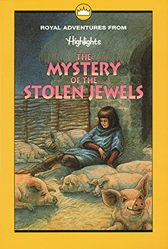 9781563976094: Mystery Of the Stolen Jewels