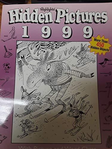 9781563977527: Hidden Pictures 1999 Vol. 3