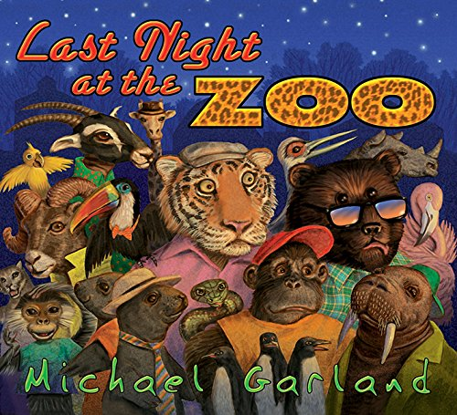 9781563977596: Last Night at the Zoo