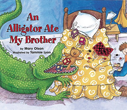 9781563978036: An Alligator Ate My Brother