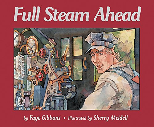 Full Steam Ahead: Gibbons, Faye