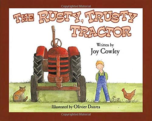 9781563978739: The Rusty, Trusty Tractor