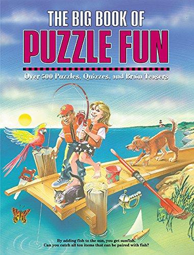 9781563978791: Big Book of Puzzle Fun