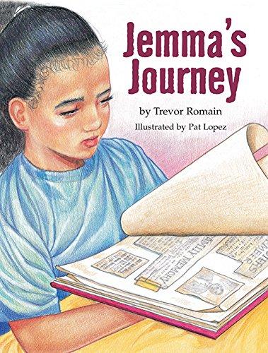 Jemma's Journey: Romain, Trevor