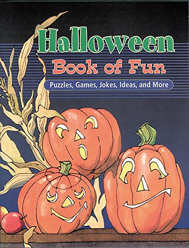 9781563979590: Halloween Book of Fun: Puzzles, Games, Jokes, Ideas, and More