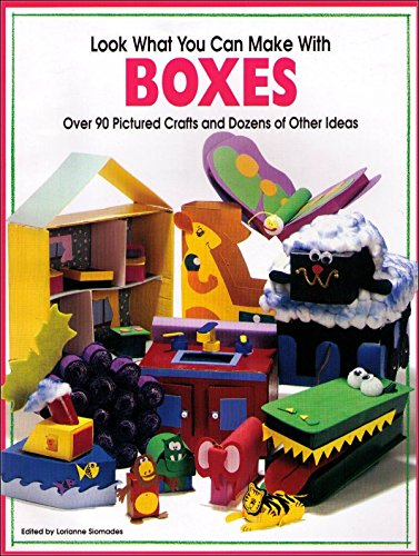 9781563979606: Look What You Can Make with Boxes