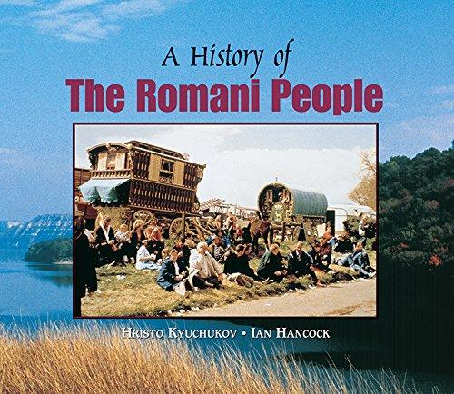 A History of the Romani People: Kyuchukov, Hristo, Hancock,