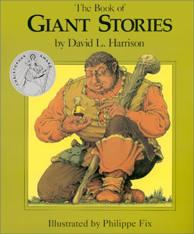 9781563979767: The Book of Giant Stories