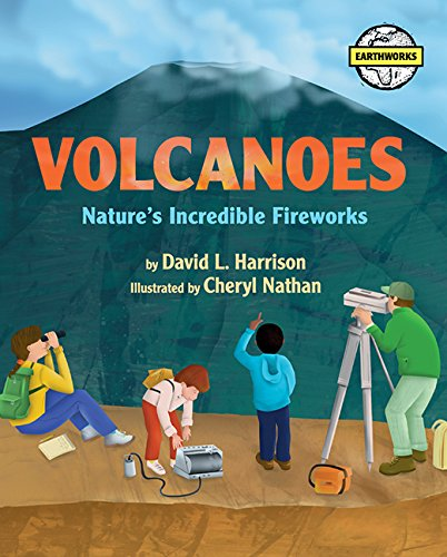 9781563979965: Volcanoes: Nature's Incredible Fireworks (Earth Works)