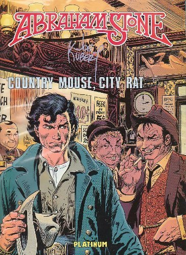 Abraham Stone Book One Country Mouse City Rat: Kubert Joe