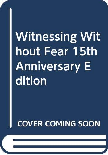 9781563992056: Witnessing Without Fear 15th Anniversary Edition