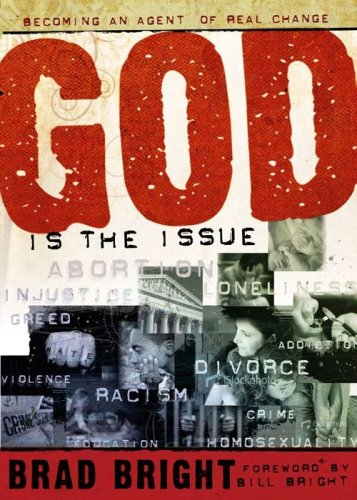 GOD Is the Issue-Becoming an Agent of