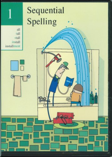 9781564000804: Sequential Spelling 1 on DVD-ROM