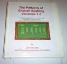 9781564002358: The Patterns of English Spelling v1-5:The only Complete Resource for Word Lists Organized by Phonograms for Reading/Spelling/Vocabulary Development