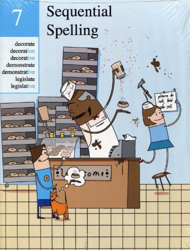 9781564009678: Sequential Spelling 7 by Don McCabe (2006-09-01)