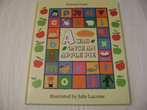 9781564020000: A Was Once an Apple Pie