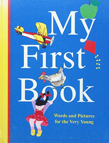 My First Book: Picture Puzzles and Word Fun for the Very Young: Various
