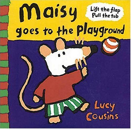 9781564020840: Maisy Goes to the Playground