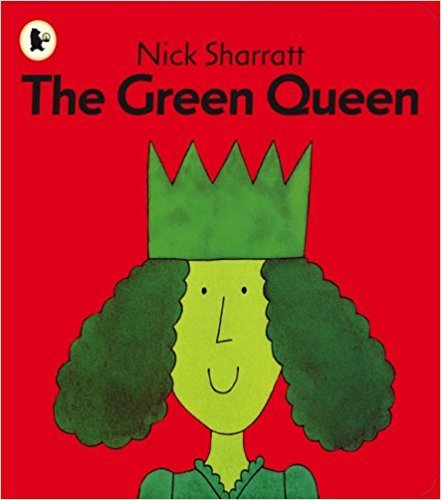 9781564020932: The Green Queen (Candlewick Toddler Book)