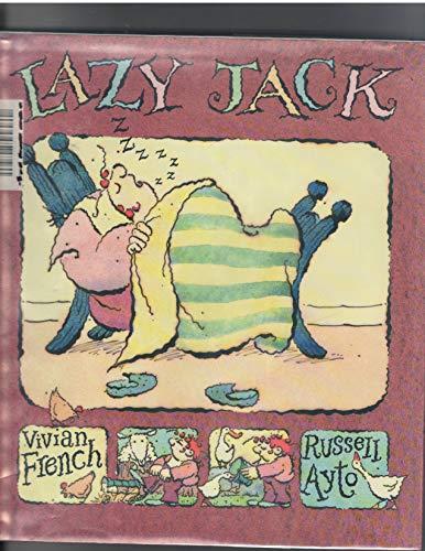 Lazy Jack: Vivian French