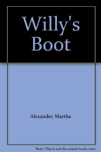 Willy's Boot: Alexander, Martha