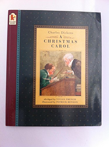 A Christmas Carol: Dicken, Charles (adapted by Vivien French)