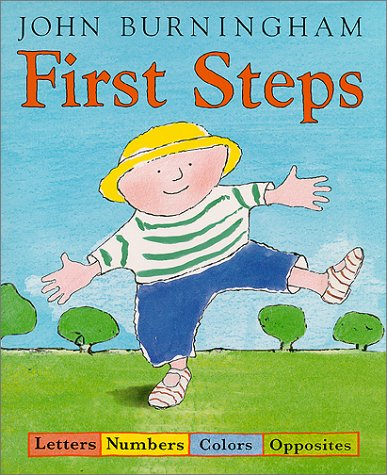 9781564022059: First Steps: Letters, Numbers,  Colors, Opposites