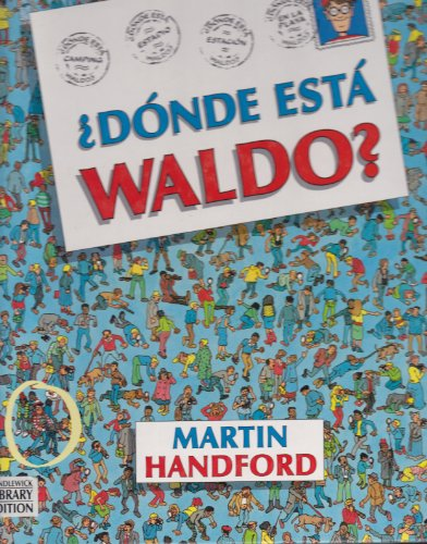 D¢nde esta Waldo? (Works in Translation): Handford, Martin
