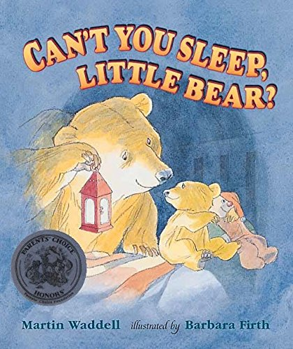 Can't You Sleep, Little Bear?: Waddell, Martin