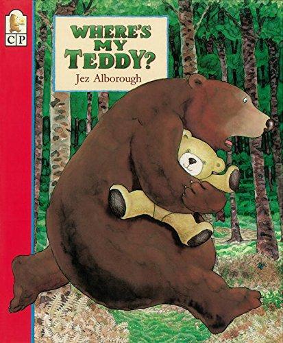 9781564022806: Where's My Teddy? (Eddy & the Bear)