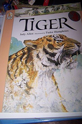 Tiger (1564022846) by Judy Allen
